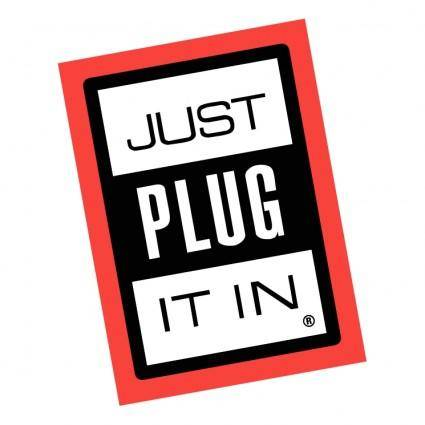 Just plug it in