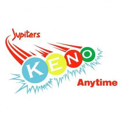 free vector Jupiters keno