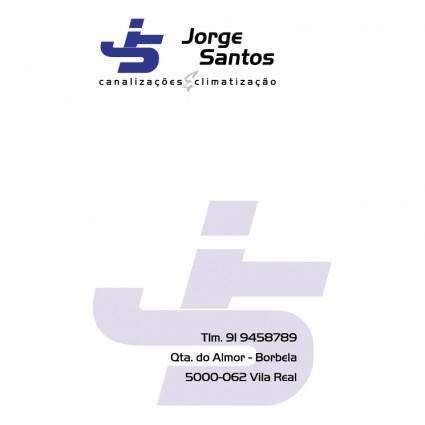 free vector Jorge santos