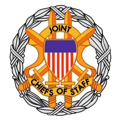 free vector Joint chiefs of staff