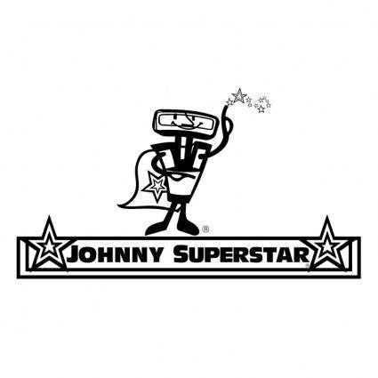 free vector Johnny superstar