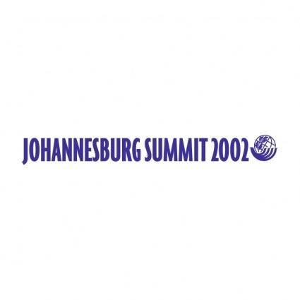 free vector Johannesburg summit