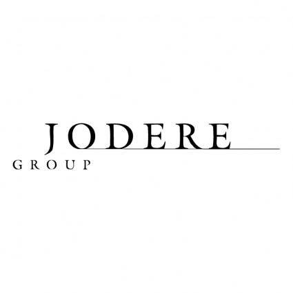 free vector Jodere group