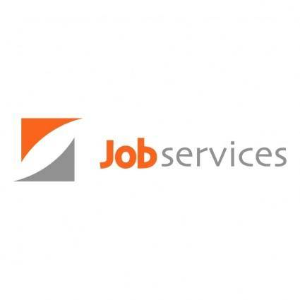 free vector Job services
