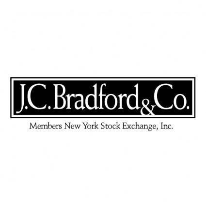 Jc bradford co