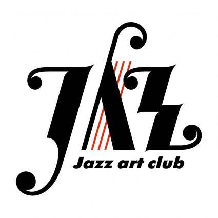 free vector Jazz art club