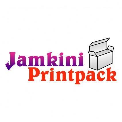 free vector Jamkini printpack