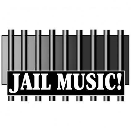free vector Jail music