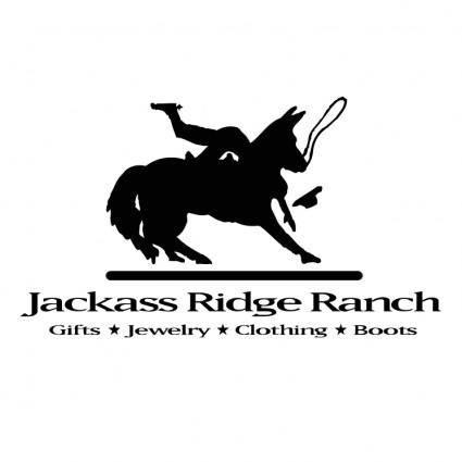 free vector Jackass ridge ranch