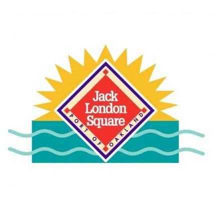 free vector Jack london square marketing