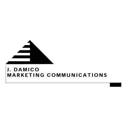 free vector J damico marketing communications