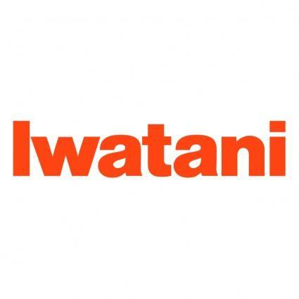 free vector Iwatani