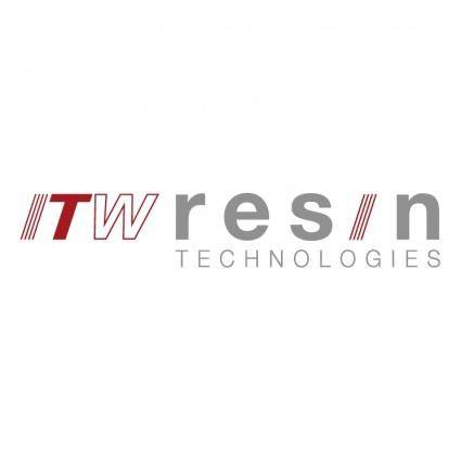free vector Itw resin technologies