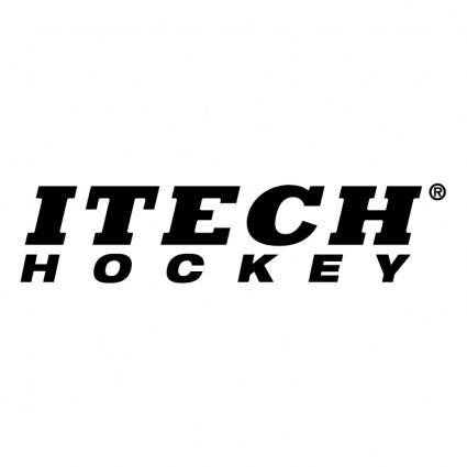 free vector Itech hockey