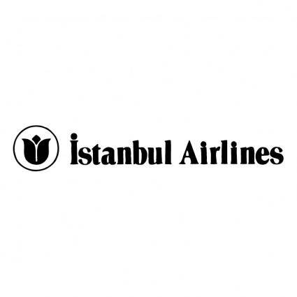 free vector Istanbul airlines