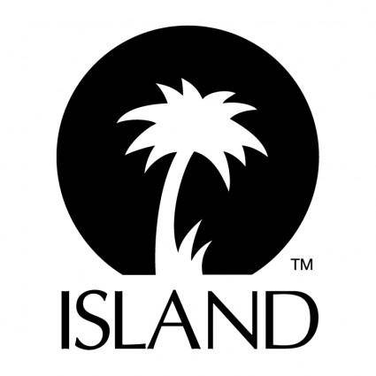 free vector Island records 0
