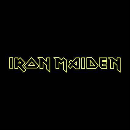 free vector Iron maiden
