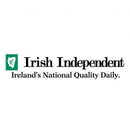 free vector Irish independent