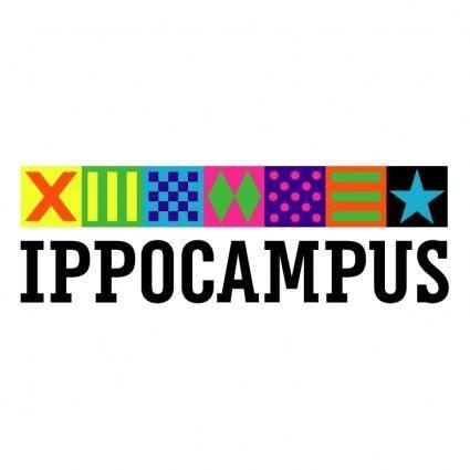 free vector Ippocampus