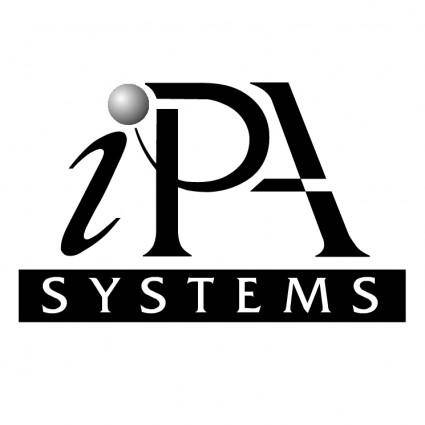 free vector Ipa systems