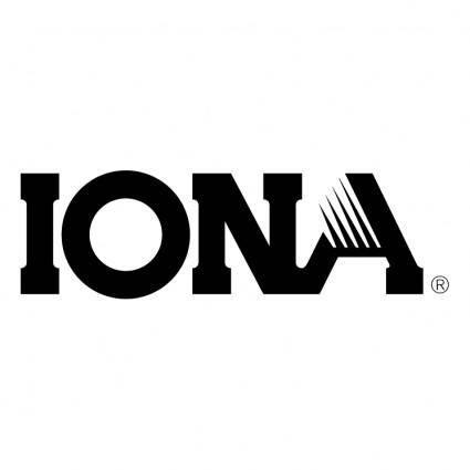 free vector Iona