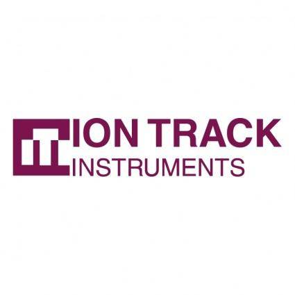 Ion track instruments