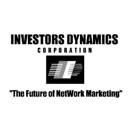 free vector Investors dynamics corporation