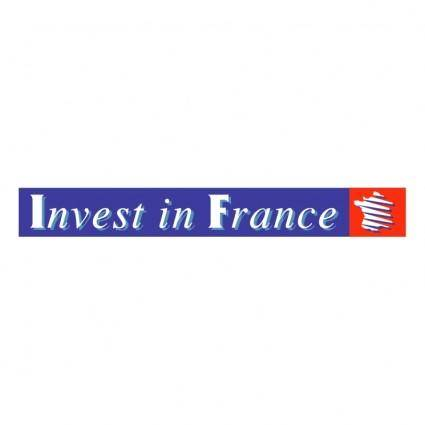 Invest in france