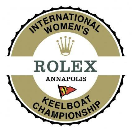 free vector International womens keelboat championship