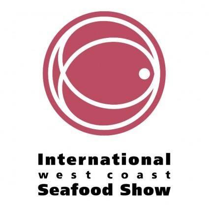 free vector International west coast seafood show