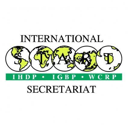 International start secretariat