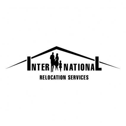 free vector International relocation services