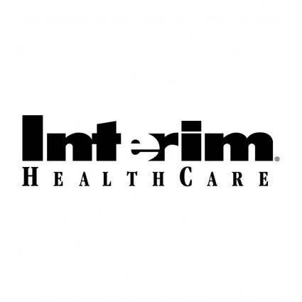 free vector Interim healthcare