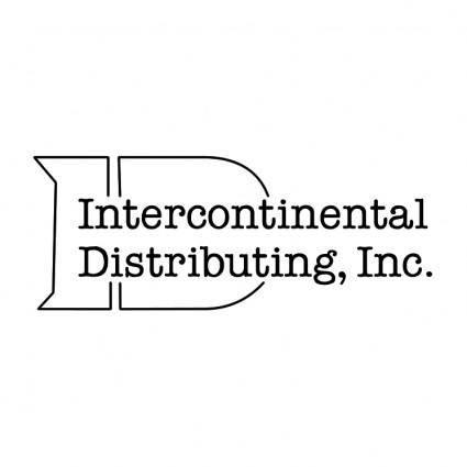free vector Intercontinental distributing