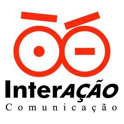 free vector Interacao comunicacao