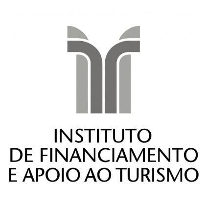 free vector Instituto de financiamento e apoio ao turismo