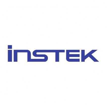 free vector Instek