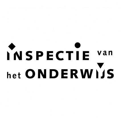 free vector Inspectie van het onderwijs