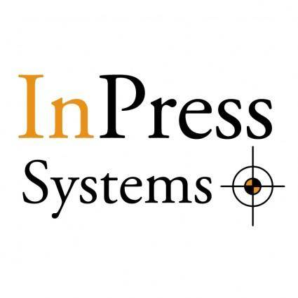 Inpress systems
