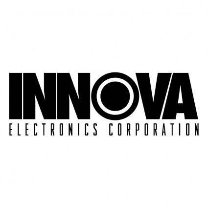 free vector Innova electronics
