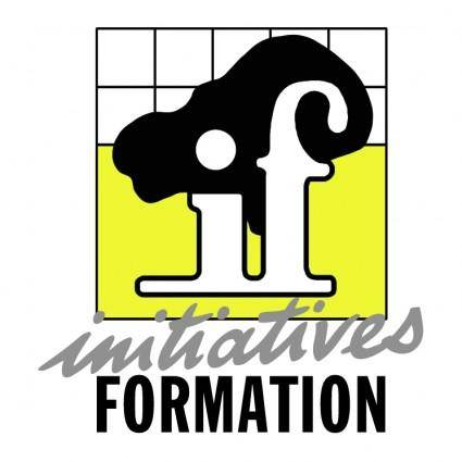 Initiatives formation