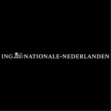 free vector Ing nationale nederlanden