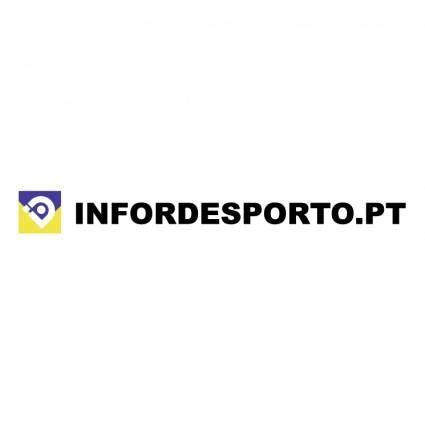 free vector Infordesporto