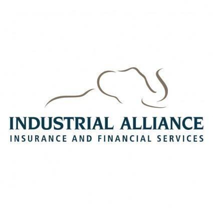 free vector Industrial alliance
