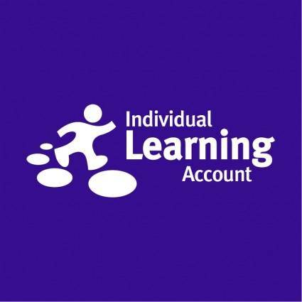 free vector Individual learning account 0