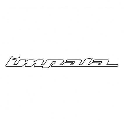 free vector Impala 0