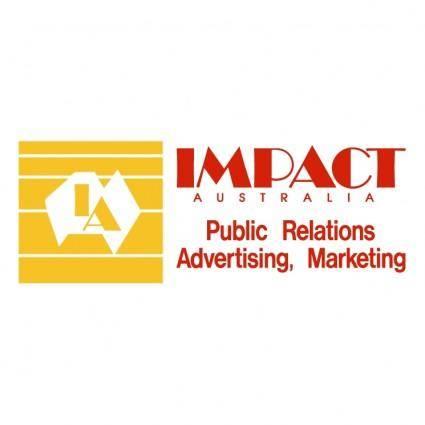 free vector Impact public relations