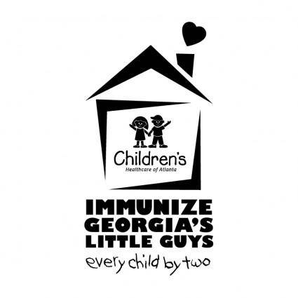 Immunize georgias little guys