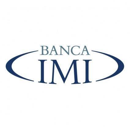 free vector Imi banca