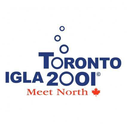 free vector Igla toronto 2001